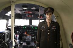 Inside the C54 Skymaster