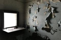 Inside the Upper Heyford Avionics Building