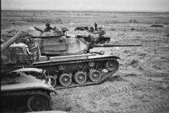 Bad Bitch - Neil's M60A1 tank during training