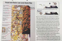 radar prediction strip maps with an explanation,