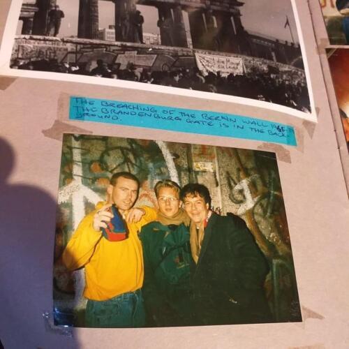 Berlin Wall 10th Nov 1989
